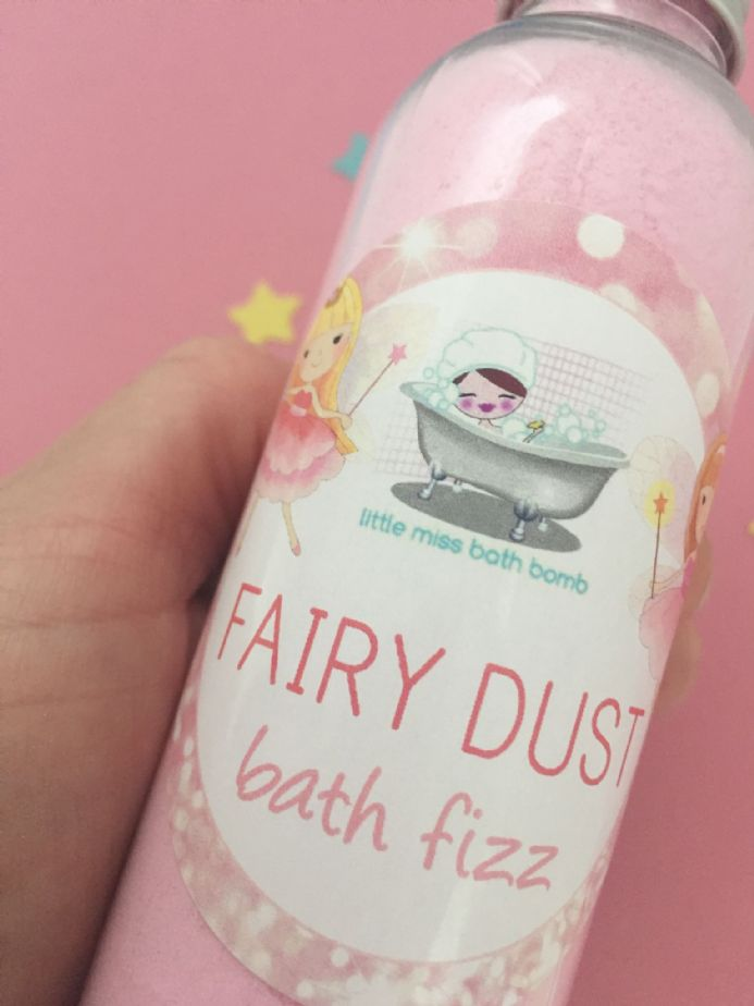 Fairy Dust Bath Fizz